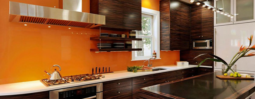 High Gloss Solid Acrylic Cabinet Doors Sheets Panels