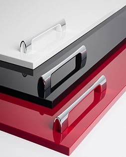 Acrylic Doors Edge Profiles